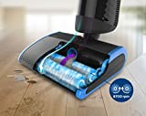 Philips Aquatrio Pro FC7080/01 Nass-/Trockensauger (3in1 für alle Hartböden) blau -