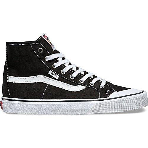 Vans Black Ball Hi Sf, Sneakers Hautes homme Black True White