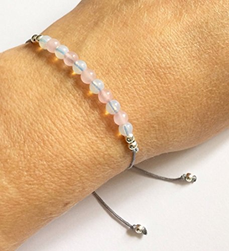 karma-gems-rose-quartz-moonstone-yoga-balance-reki-friendship-bracelet