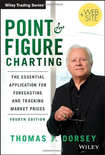 Point and Figure Charting: The Essential Application for Forecasting and Tracking Market Prices 4th by Dorsey, Thomas J. (2013) Hardcover