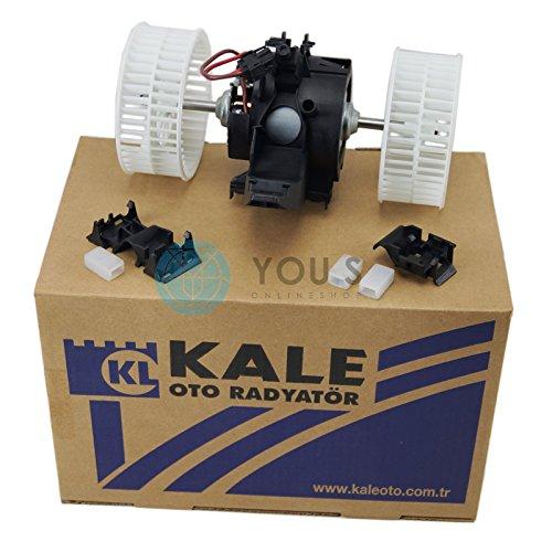 Preisvergleich Produktbild KALE Innenraumgebläse Lüftermotor Durchmesser: 114 mm Spannung: 12 V - 64116933910