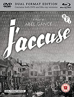 J'accuse (DVD + Blu-ray) (B071ZP5TF9) | Amazon price tracker / tracking, Amazon price history charts, Amazon price watches, Amazon price drop alerts