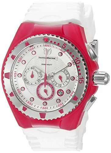 technomarine-tm-115238-orologio-da-polso-display-cronografo-donna-bracciale-silicone-bianco