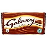 Galaxy Large Block 110g - Pack of 2