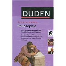Philosophie: Das Fachlexikon von A-Z