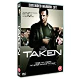Taken: Extended Harder Cut Including DVD Exclusive Special Features (PAL) [DVD]