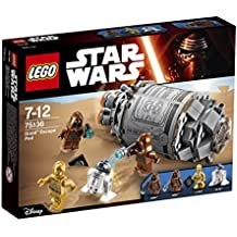 LEGO Star Wars - Cápsula de escape Droid, multicolor (75136)