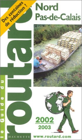 Nord, Pas-de-Calais. Edition 2002-2003