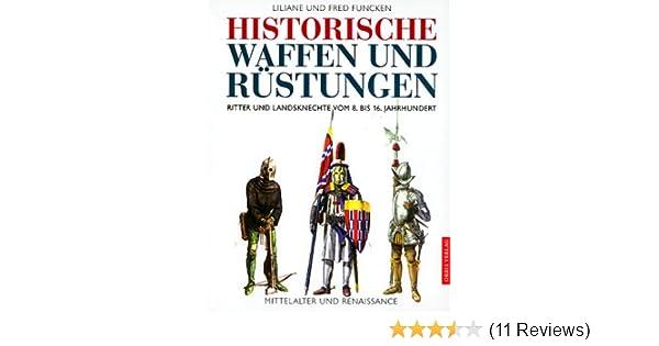 Historische Waffen und Rüstungen des Mittelalters, Ritter und ...