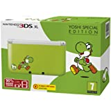 Nintendo Handheld Console 3DS XL - Yoshi Special Edition (Nintendo 3DS)