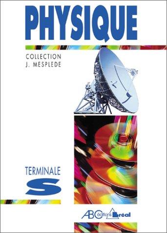 Physique terminale S : nouveau programme 95