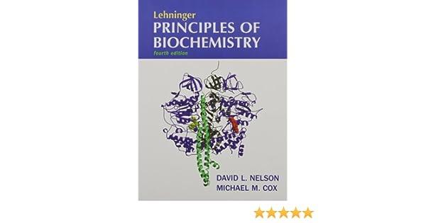 Buy Lehninger Principles Of Biochemistry 4e Cd Rom Book Online At