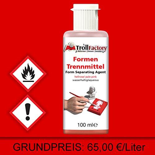 TFC Spezial Formen Trennmittel Silikonformschutz 100ml