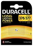 Duracell Specialty 377 Silberoxid-Knopfzelle 1,55 V,...