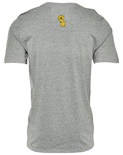 Nike Jordan 23 Flavors Tee-Maglietta maniche corte Michael Jordan della linea da uomo Gris (Dk Grey Heather / Blanco)