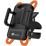 TaoTronics Handyhalterung Fahrrad Smartphone Handyhalter Fahrrad Verstellbar für iPhone 6S/6S Plus 6/6Plus 5S/4S Samsung Galaxy S5/S4/S3