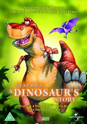 We're Back! - a Dinosaur's Story [UK Import]