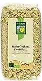 Bohlsener Mühle Haferflocken, Grossblatt, 10er Pack (10 x 500 g ) - Bio
