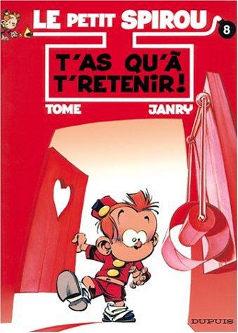 Le Petit Spirou, tome 8 (5,7 euros au lieu de 8,2 euros)