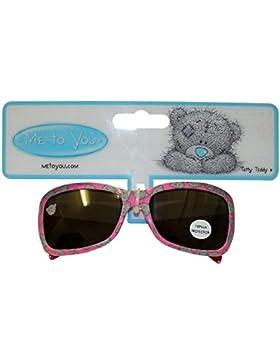 Me to You Tatty Teddy -  Occhiali da sole  - ragazza Multicolore rosa