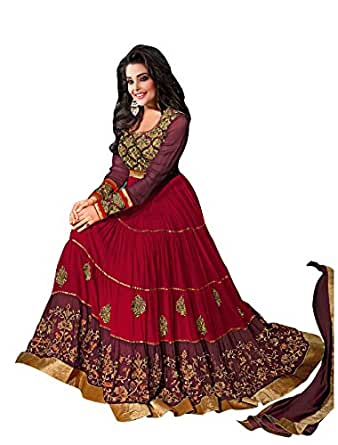 Latest and Party wear dress wedding wear bridal dresses in large size