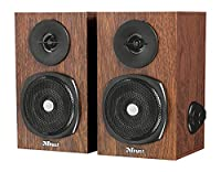 Trust 21759 Vigor 2.0 PC Speakers for Computer and Laptop, 24 W, USB Powered