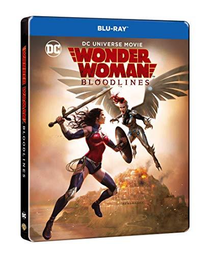 Wonder Woman : Bloodlines [Édition SteelBook]