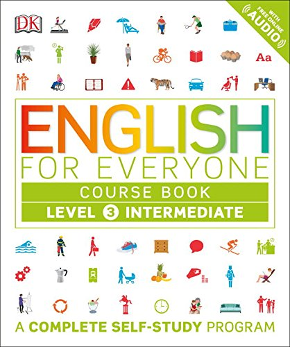 English for Everyone: Level 3: Intermediate, Course Book