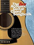 The Best Acoustic Guitar Chord Songbook: Songbook für Gitarre -