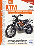 KTM 690 Supermoto, Enduro, Duke: ab Modelljahr 2007 (Reparaturanleitungen)
