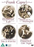 Frank Capra Collection  (It's A Wonderful Life / Mr Smith Goes To Washington / You Can't Take It With You / It Happened One Night) [Import anglais] [Import anglais]