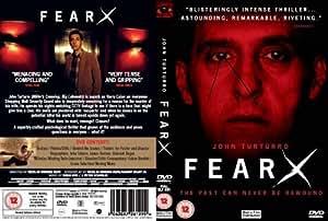 Fear X [DVD] [2004]