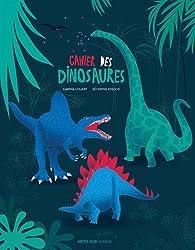 Cahier des dinosaures