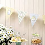 Baby Miffy Party Bunting