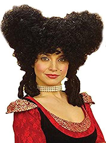 Sofias ClosetFancy Dress Queen Of Hearts Wig Baroque Antoinette Fairytale