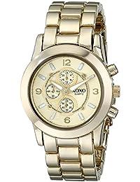 XOXO Women's XO5557 Gold-Tone Bracelet Analog Watch