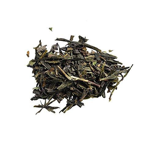 Grüner Tee Marokko Minze aus Marokko mit Nana-Minze Größe 500g (Marokko-minze-grüner Tee)