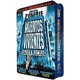 Trilogia Zombie George Romero Caja Metalica  3 BDs