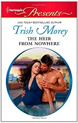 The Heir from Nowhere by Trish Morey (2011-05-24)