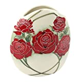 Old Tupton Ware Passion Rose Vase 9.5 inches TW2501 Brand New