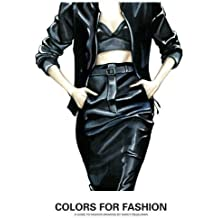 Colors For Fashion by Nancy Riegelman (2013-11-11)