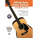 Alfred's Basic Guitar Method, Complete (Alfred's Basic Guitar Library) by Alfred d'Auberge (2002-03-01)