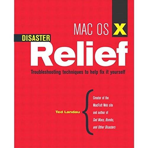 [(Troubleshooting Mac OS X)] [By (author) Ted Landau] published on (July, 2002)