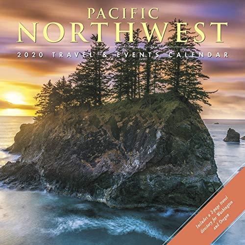 Pacific Northwest 2020 Wall Calendar