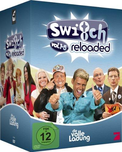 Preisvergleich Produktbild Switch Reloaded - Vol. 1-5 - Die volle Ladung [12 DVDs]
