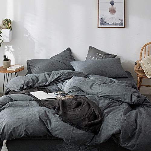BFMBCH Sommer ist Vier Sätze von kühlen Betten Student Bett Baumwolle Bettwäsche M2 200cmx230cm (Kleinkind-bett-blatt-satz)