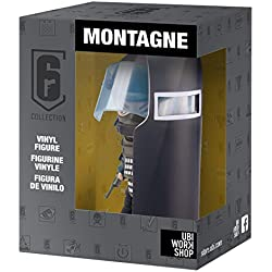 Ubisoft - Six Collection Merch Montagne Chibi Figurine