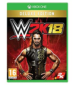 WWE 2K18 Deluxe Edition (Xbox One)