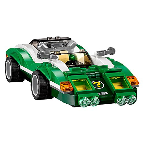 LEGO Batman - Coche misterioso de The Riddler (70903)