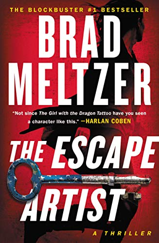 The Escape Artist (English Edition)